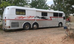 Sold must see 72 silver eagle 91 conversion for sale Silver eagle motor coach
