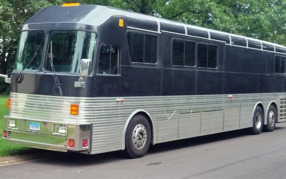 Kevins bus